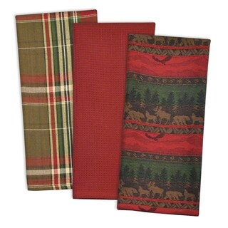 Wilderness Dishtowel (Set of 3)