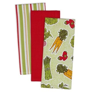 Farmers Markert Dishtowel (Set of 3)