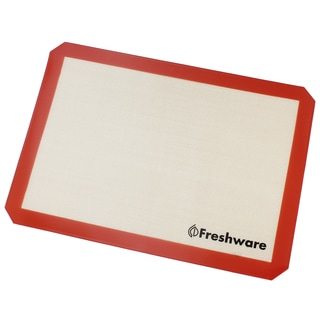 Freshware Silicone Half-size Non-Stick Baking Mat