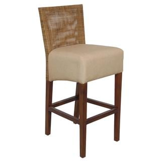 Lansing Traditional Tan Natural Counterstool