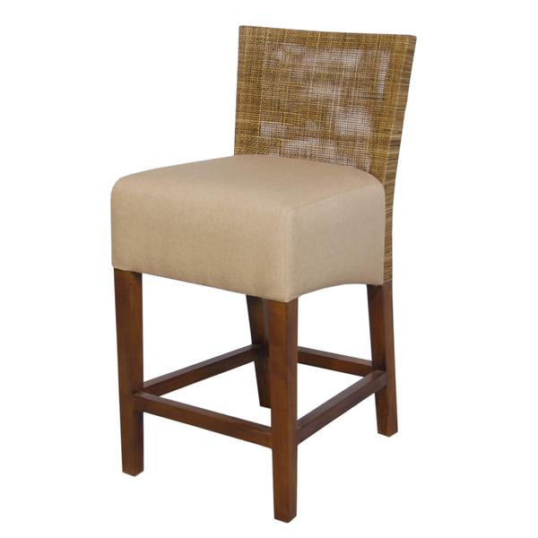 Lansing Traditional Tan Natural Counterstool Free