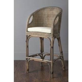 Ruston Casual Brown Counterstool