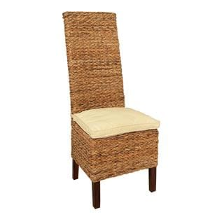 Burbank Transitional Tan Textured Chair