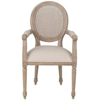 Lowell Rustic Grey Distressed Dining Chair