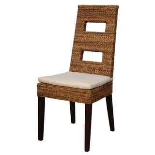Carrollton Casual Brown Textured Chair