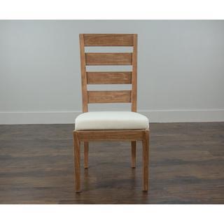 Terrebonne Rustic Tan Distressed Chair