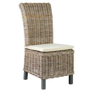 Shelton Casual Brown Textured Chair