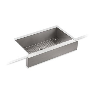 Kohler Vault Undercounter Stainless Steel Single-bowl Kitchen Sink