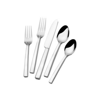 St. James Annapolis Flatware 18/10 Stainless Steel 40-piece Set