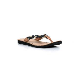 Ugg Women's Navie Black Sandals