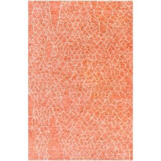 Hand-Knotted Frances Hemp Rug (3'3 x 5'3)