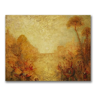 Joseph Turner 'Landscape' Canvas Art