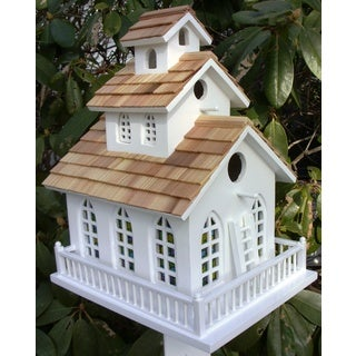 Chapel Bell Birdhouse