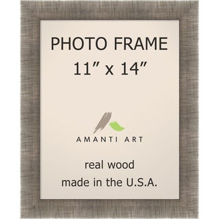 Silver Leaf Photo Frame 14 x 17-inch