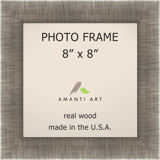 Silver Leaf Photo Frame 11 x 11-inch
