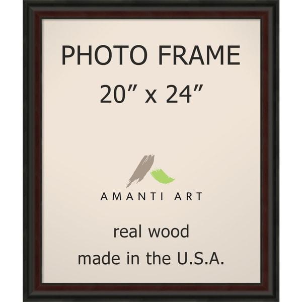 Mahogany Fade Photo Frame 23 X 27 Inch