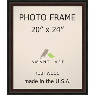 Mahogany Fade Photo Frame 23 x 27-inch