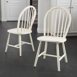 Countryside High Back Spindle Wood Dining Chair (Set of 2) by Christopher Knight Home (Option: Black)|https://ak1.ostkcdn.com/images/products/10481472/P17570174.jpg?impolicy=medium