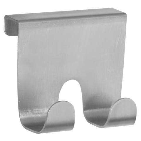 InterDesign Forma Over-the-Cabinet Double Hook