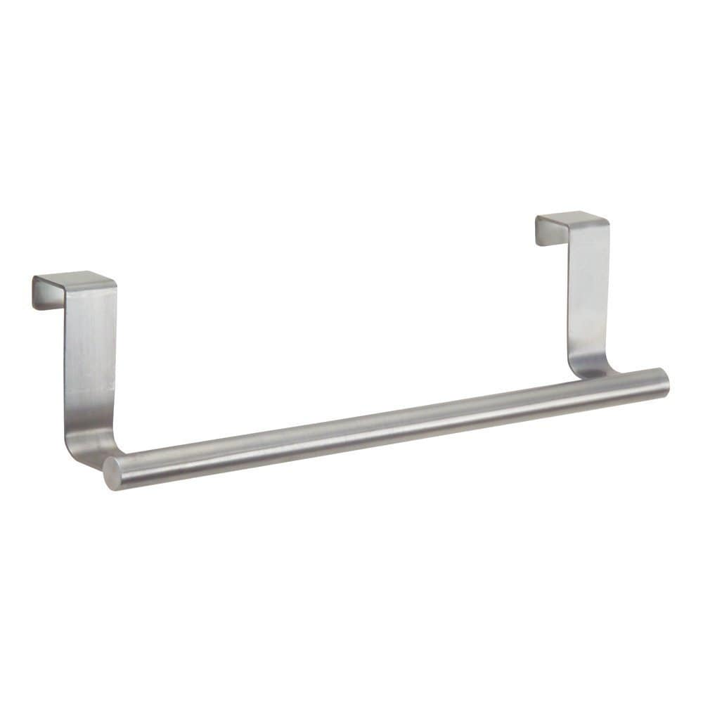 InterDesign Forma Over-the-Cabinet Towel Bar (Forma), Sil...