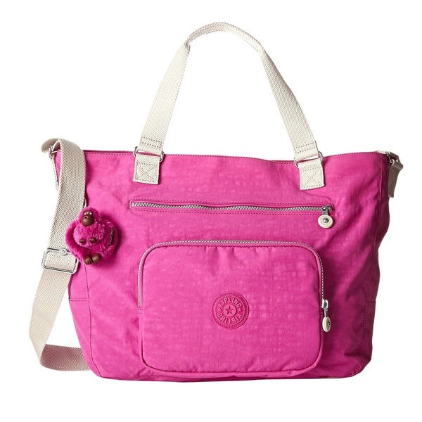 1c5193237 Shop Kipling Maxwell Tote Bag - Ships To Canada - Overstock - 10481556