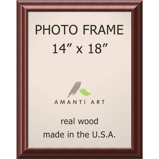 Luminous Walnut Photo Frame 16 x 20-inch