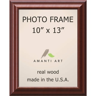 Luminous Walnut Photo Frame 12 x 15-inch