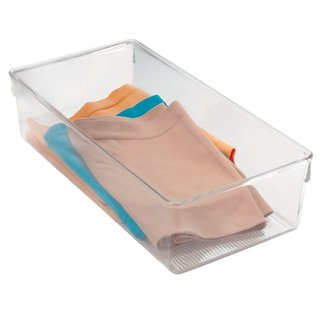 InterDesign Linus Clear Dresser Organizer (3 options available)