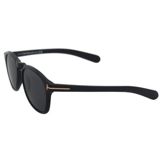Tom Ford FT0291/S Flynn 01B - Shiny Black