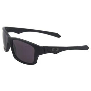 Oakley Jupiter Squared OO9153-01 Polished Black Warm Grey