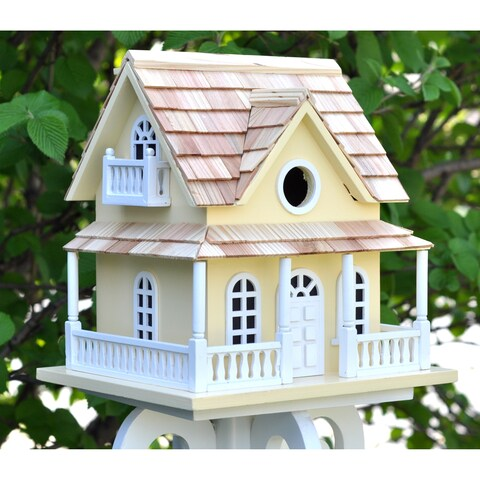 Home Bazaar Cape May Cottage Birdhouse