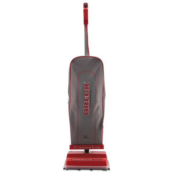 Shop Oreck U2000r 1 Commercial Red Gray Upright Vacuum