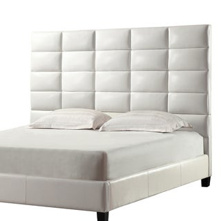 Tower High Profile Upholstered King-sized Headboard by MID-CENTURY LIVING