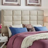 Tower High Profile Upholstered King-sized Headboard iNSPIRE Q Modern