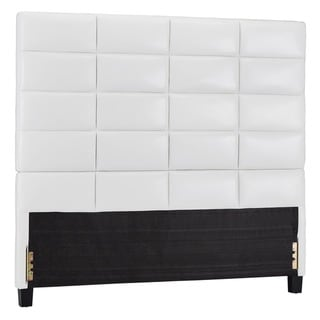 Tower High Profile Upholstered Full-sized Headboard by MID-CENTURY LIVING