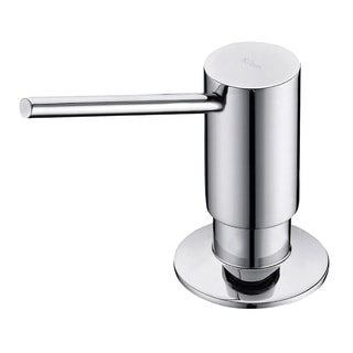 KRAUS Soap Dispenser in Stainless Steel