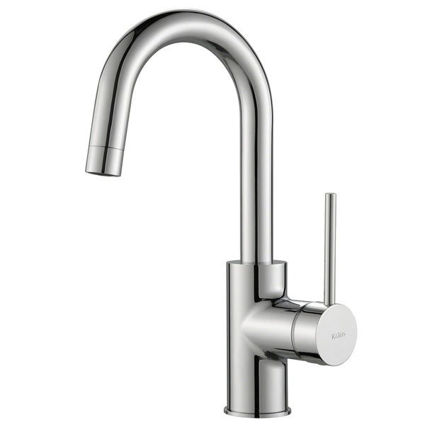 Kraus KPF-2600 Oletto Single-Handle Kitchen Bar Faucet
