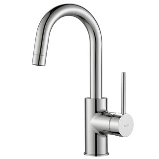 KRAUS Oletto Single-Handle Kitchen Bar Faucet (2 options available)