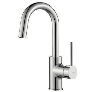 KRAUS Oletto Single Handle Kitchen Bar Faucet