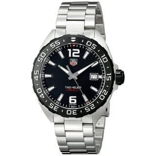 Tag Heuer Men's WAZ1110.BA0875 'Formula One' Stainless Steel Watch