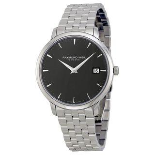 Raymond Weil Men's 5484-ST-20001 'Toccata' Stainless Steel Watch