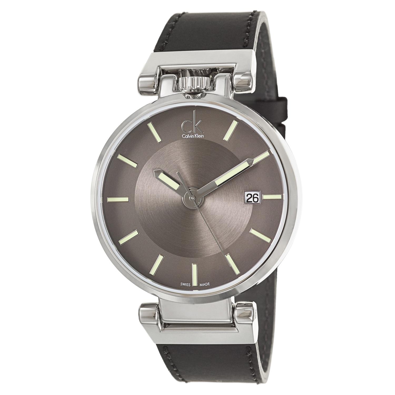 Calvin Klein Men's K4A211C3 Watch (casual-watches), Silve...