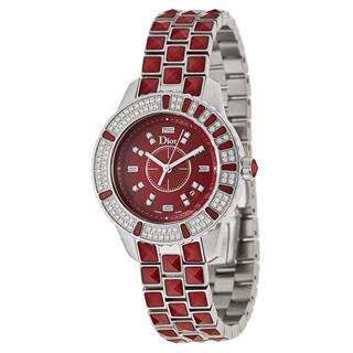 Christian Dior Women's CD11311HM001 Watch|https://ak1.ostkcdn.com/images/products/10482344/P17570961.jpg?impolicy=medium