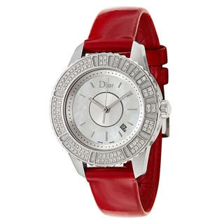 Christian Dior Women's CD11311CA001 Watch|https://ak1.ostkcdn.com/images/products/10482348/P17570964.jpg?impolicy=medium
