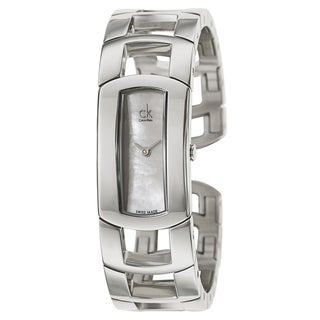 Calvin Klein Women's K3Y2M11G Watch