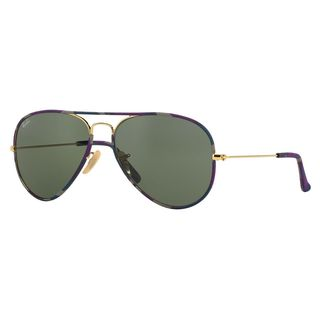 ray ban unisex rb3025 large metal  ray ban men's rb3025jm multi metal pilot sunglasses
