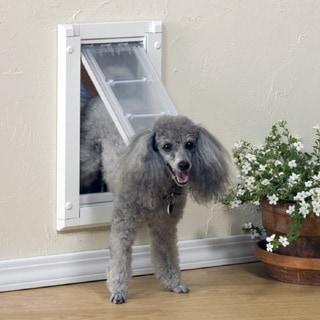 Endura Flap Single Flap Pet Door For Walls