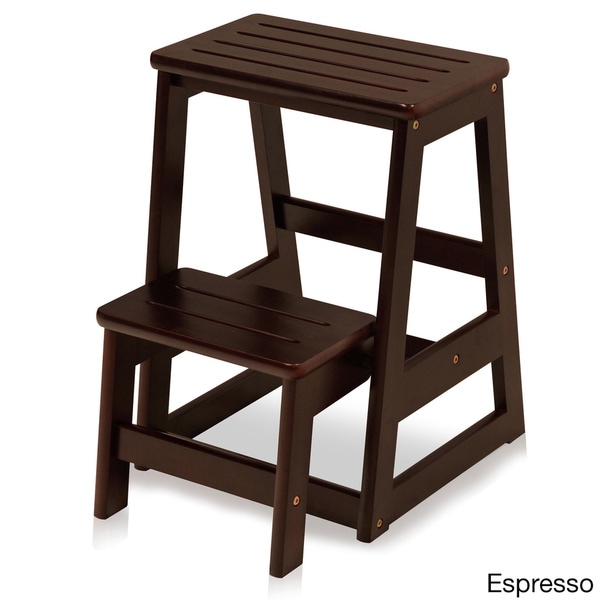 solid wood folding step stool free shipping today - Folding Step Stool Ladder  sc 1 st  Dream Interpretation & Folding Step Stool Ladder. Costway 3 Step Ladder Folding Stool ... islam-shia.org