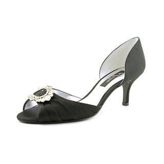 Nina Women's 'Crystah' Satin Dress Shoes
