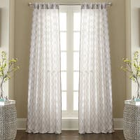 Amraupur Overseas Raymond Jacquard Curtain Panel Pair